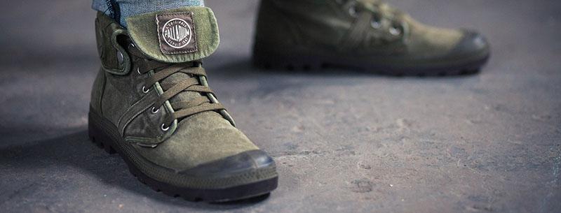 Palladium le scarpe nate dagli aerei nel 1920 produceva for Punti vendita kiko milano