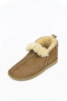 In Pantofole Pelle Di Shepherd Pecora UxzOqq1