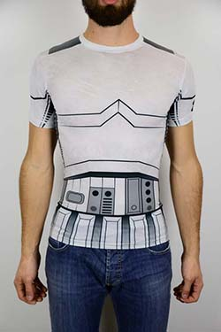 Tshirt Star Wars Trooper Under Armour