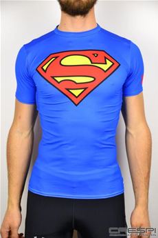 Under Armour Alter Ego Compression tshirt Superman
