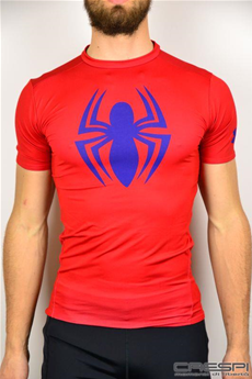 Under Armour Alter Ego Compression tshirt Spiderman