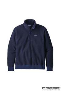 MAGLIA WOOLYESTER 1/2 ZIP