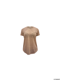 T-SHIRT ROUNDNECK ROUNDED SLITS