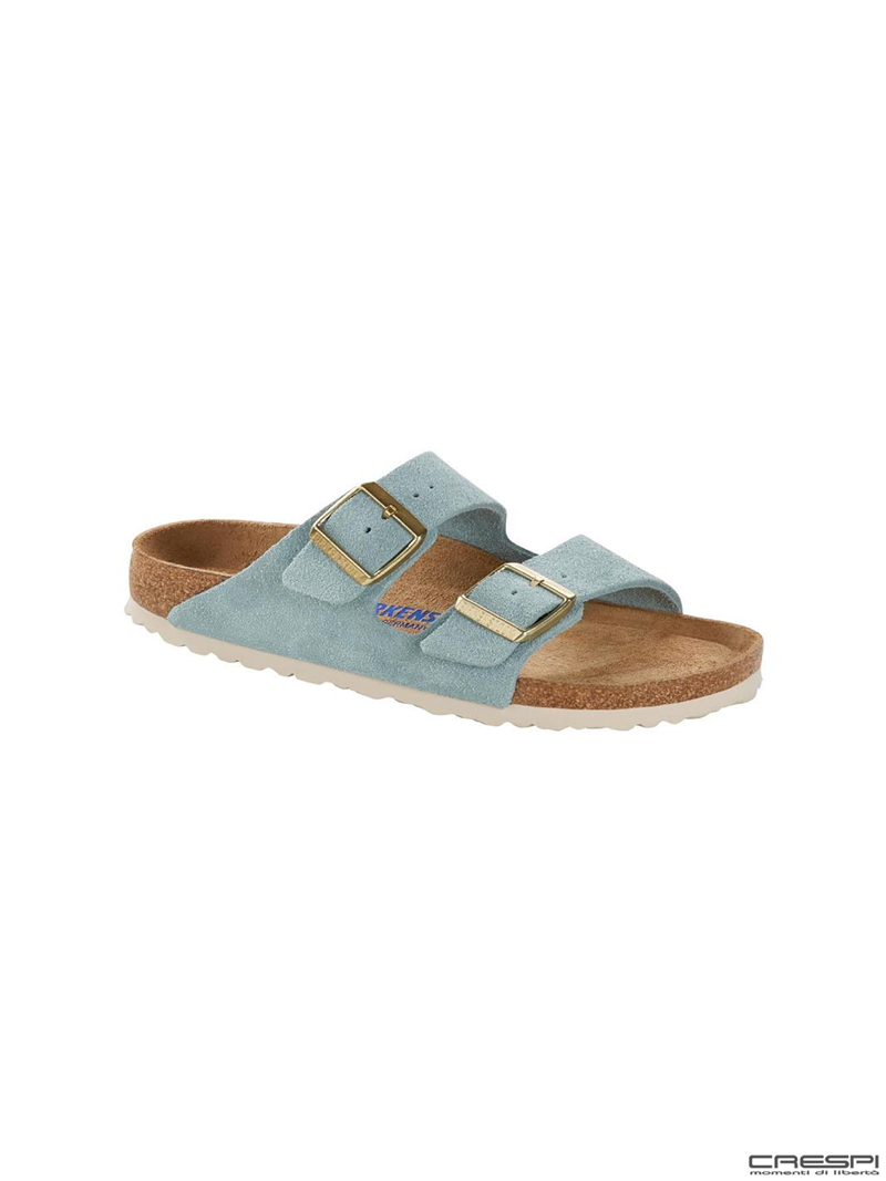 ARIZONA SFB SUEDE LEATHER LIGHT BLUE