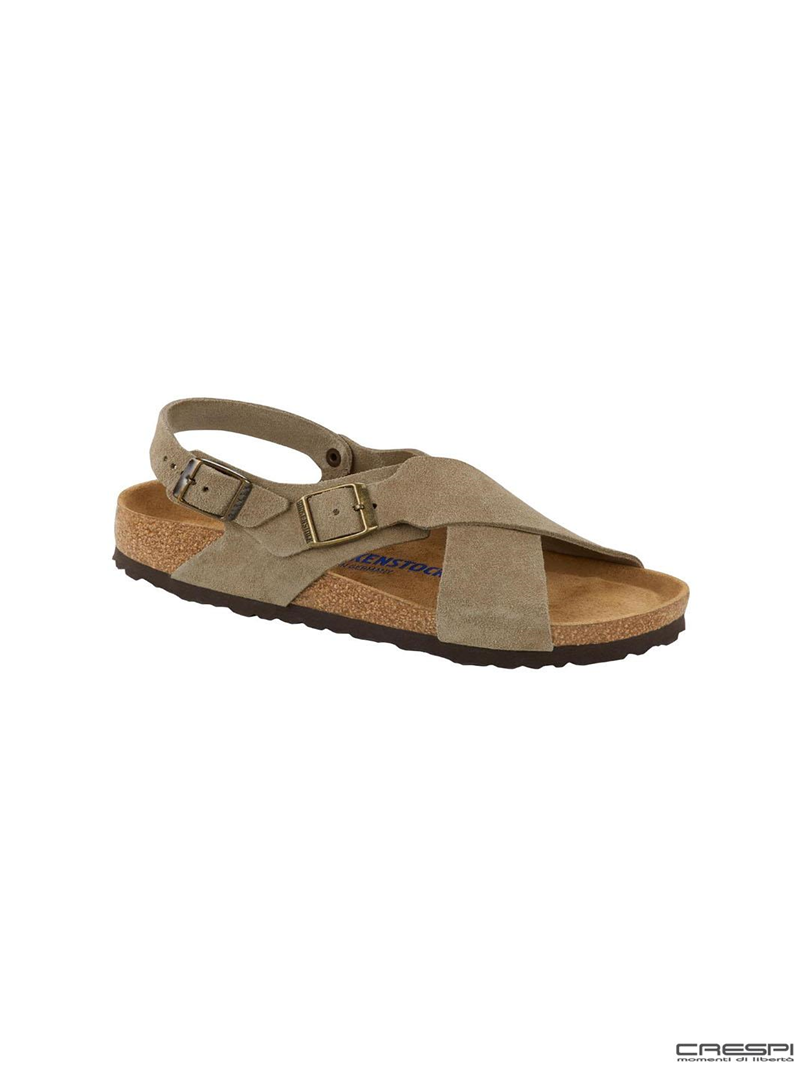 TULUM SFB SUEDE LEATHER SANDALO