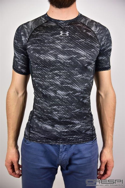 T-SHIRT M/CORTA COMPRESSION PRINTED