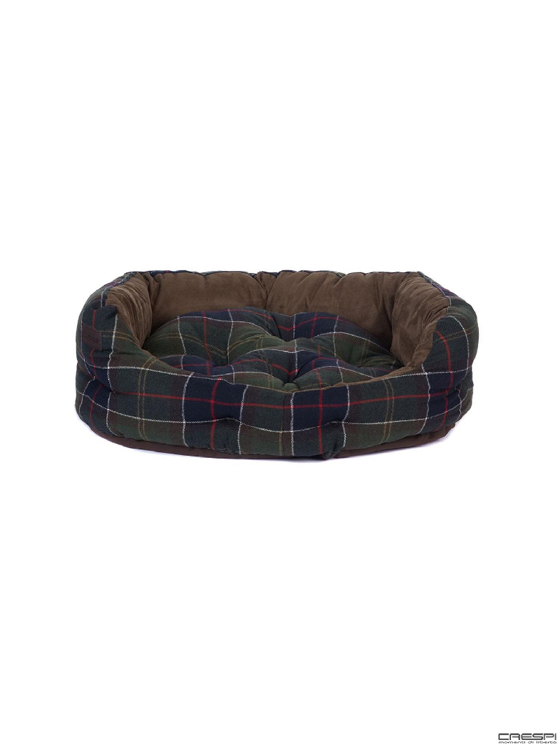 LUXORY DOG BED BARBOUR 30