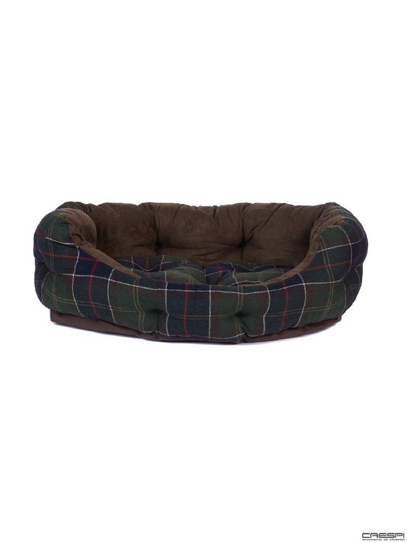 LUXURY DOG BED BARBOUR 35
