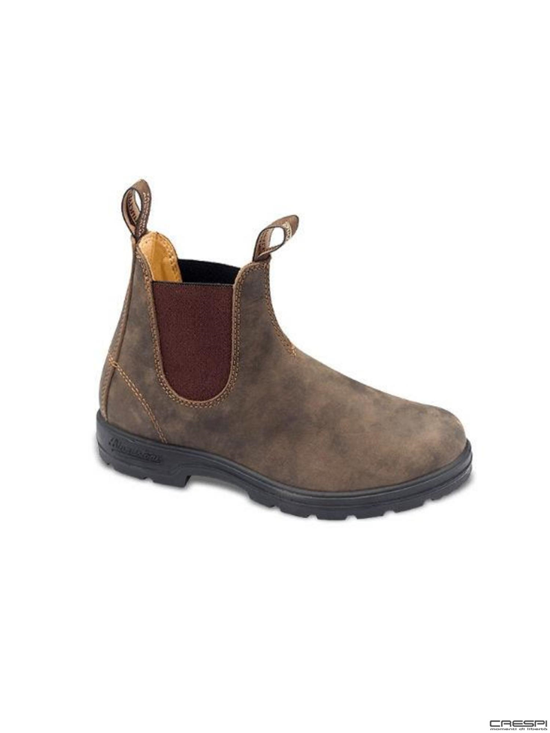BOOT PELLE RUSTIC BROWN ELASTICO BROWN