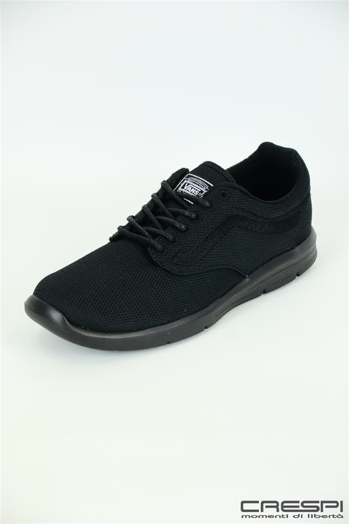 ISO 1.5 LOW SCARPA RUNNING TOTAL BLACK