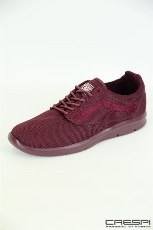 ISO 1.5 LOW SCARPA RUNNING BORDEAUX