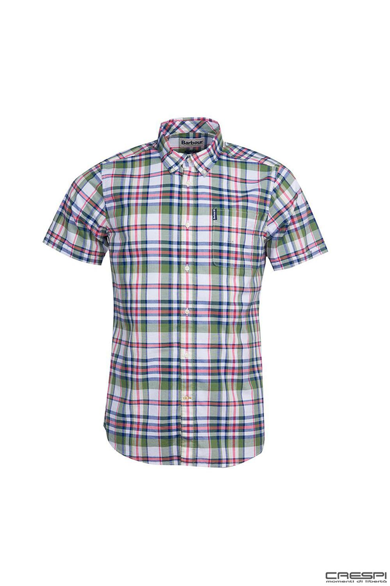 CAMICIA MADRAS TAILORED