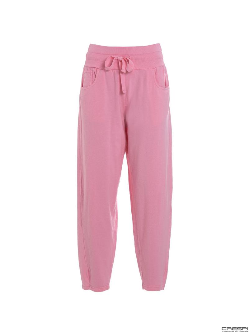 pantaloni Deha cotone organico balloon fit