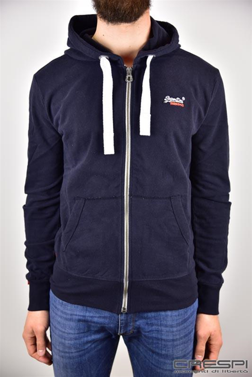 FELPA FULL ZIP C CAPP