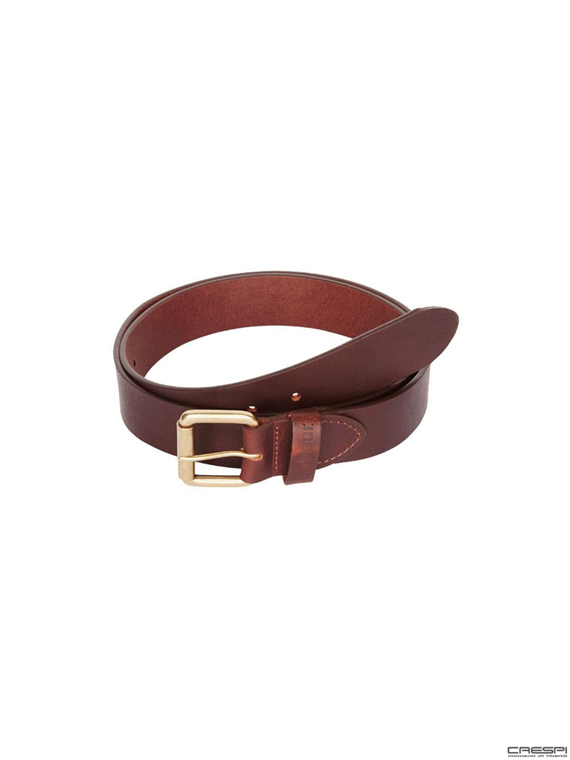 MATT LEATHER BELT CLASSIC