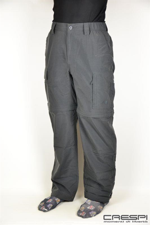 PANTALONE CONVERTIBLE TRAVEL CARGO