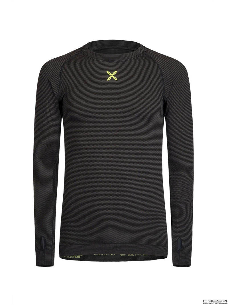 MAGLIA SEAMLESS WARM WOOL MIX