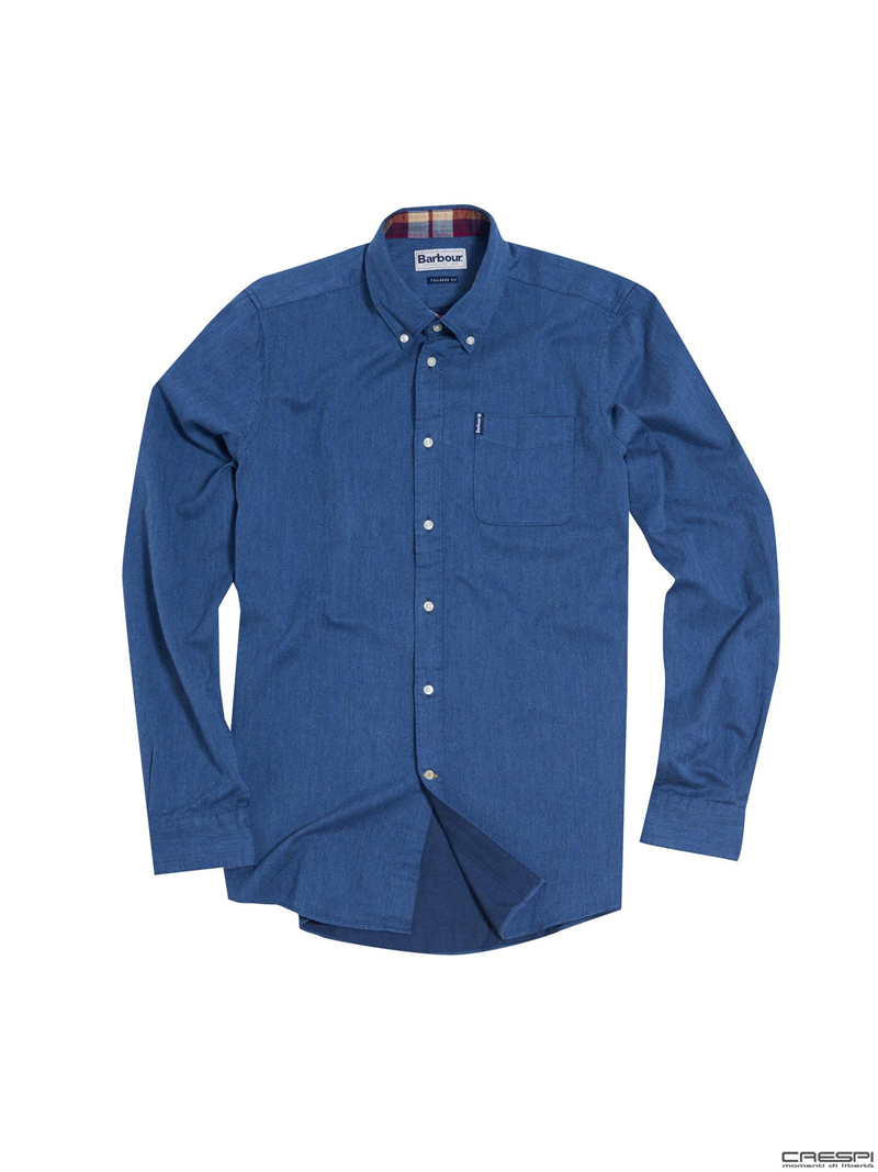 ERRINGBONE CAMICIA TAILORED