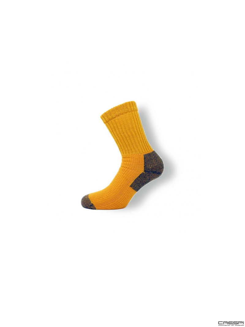 CALZA TREKKING LIGHT NATURE ARANCIO ANTRACITE