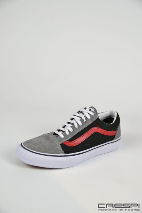 SCARPA BASSA OLD SKOOL SUEDE E CANVAS