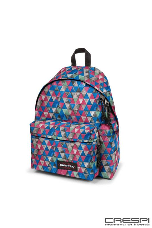 ZAINO PADDED FANTASIA AQUA GEO MAY ROMBI