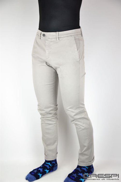 CHINOS GABARDINA STRETCH DELAVE'