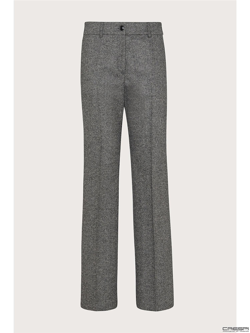 PANTALONE TWEED LEGGERO STRETCH