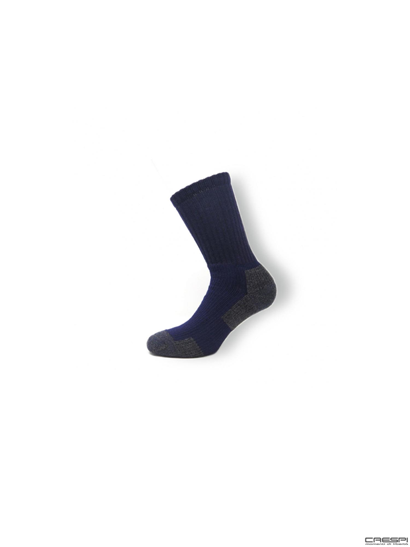 CALZA TREKKING LIGHT TECH BLU ANTRACITE