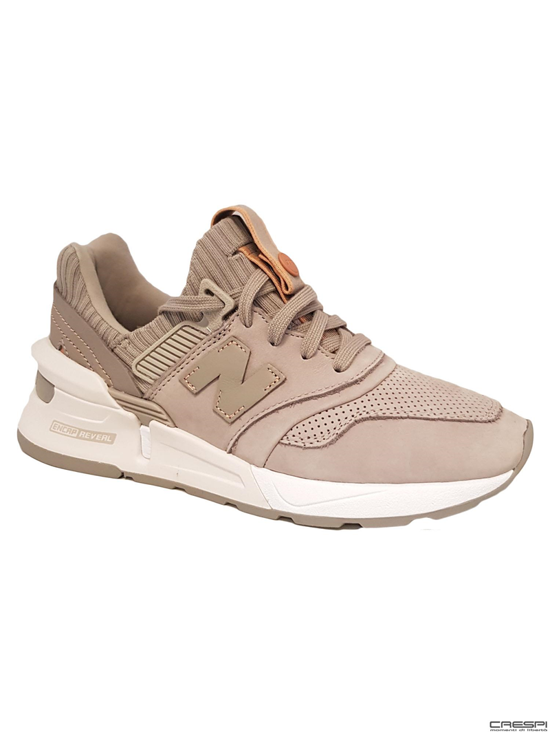 997W SCARPA LIFESTYLE DONNA SUEDE MESH