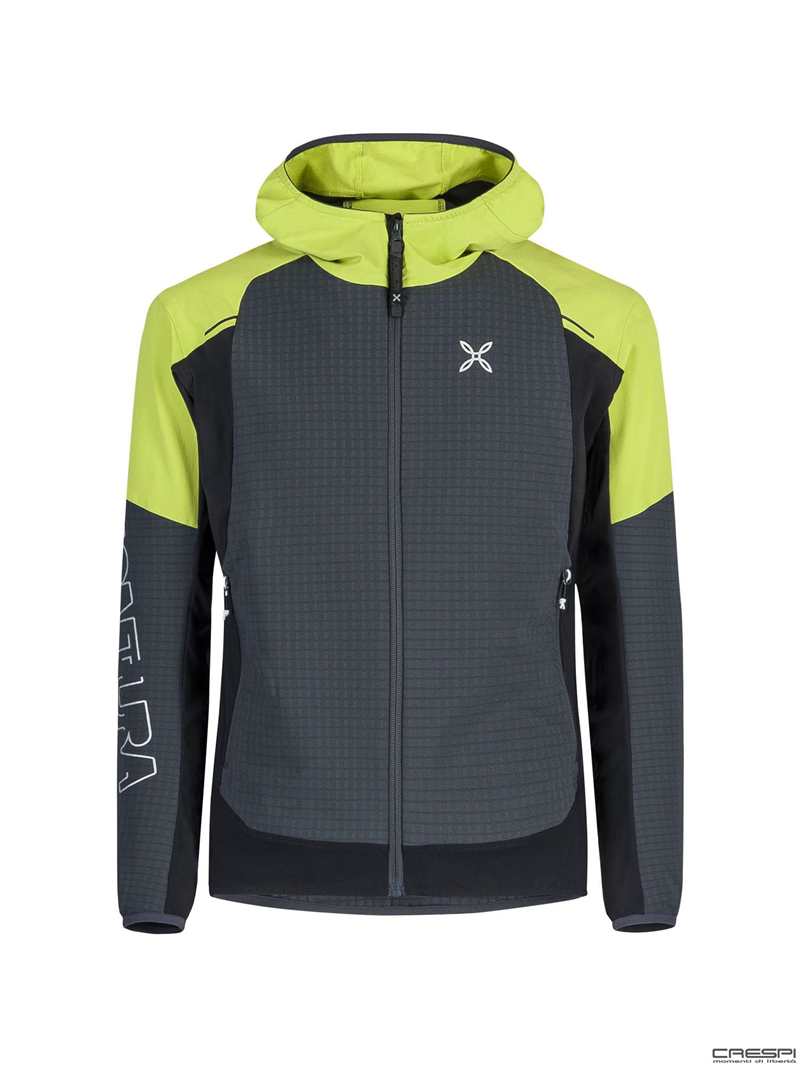 GIACCA WIND REVOLUTION HOODY