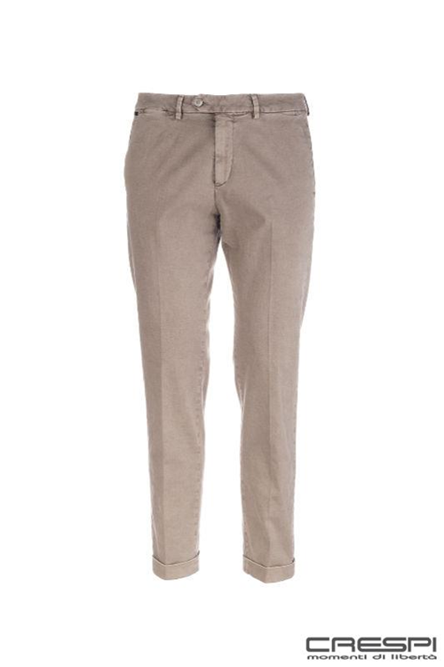 CHINOS GABARDINA STRETCH TINTO CAPO