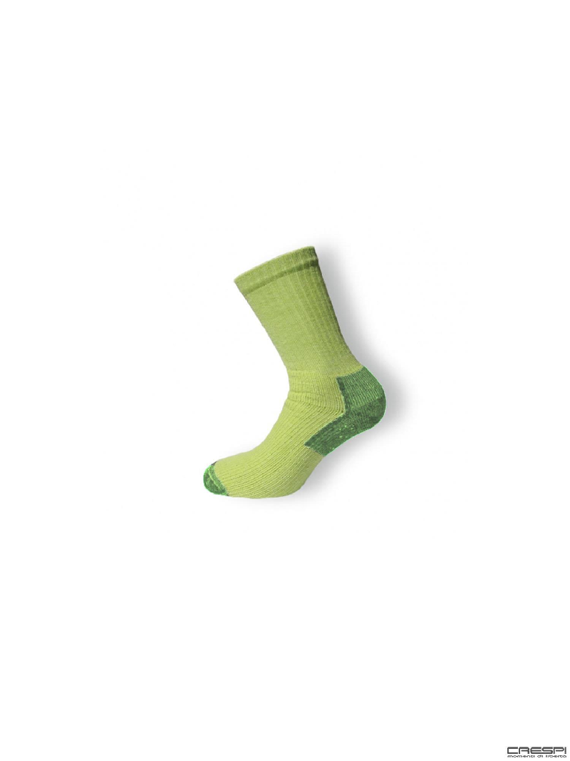 CALZA TREKKING LIGHT TECH VERDE