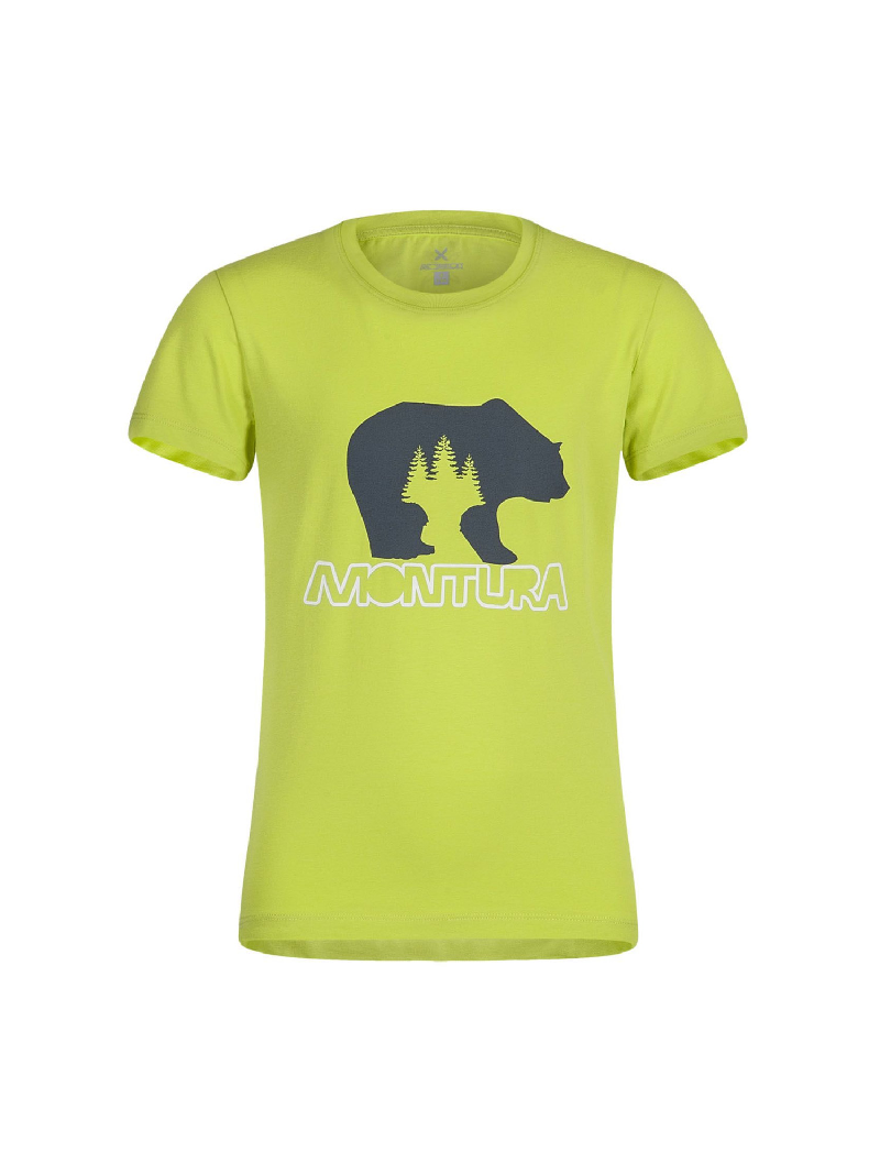 BEAR T-SHIRT KIDS M CORTA