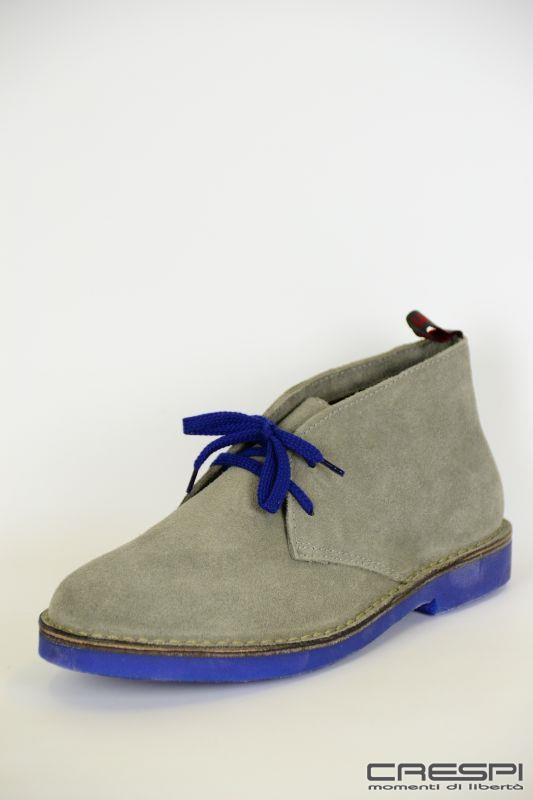 scarpa polacchino pelle colorata chukka 035b038836d