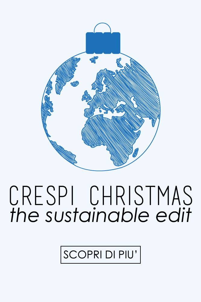 CRESPI CHRISTMAS 2020: THE SUSTAINABLE EDIT